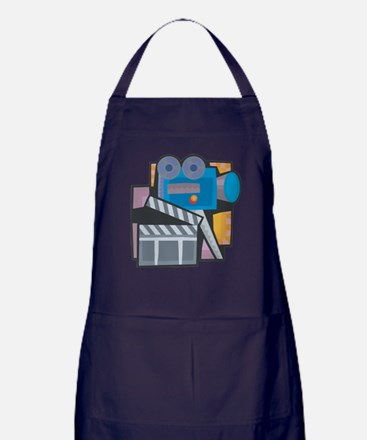 Film Making Apron (dark)
