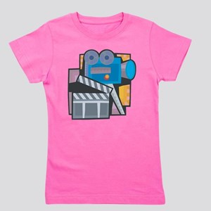 Film Making Girl's Tee