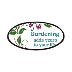 Gardening adds Years Patches