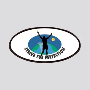 Strive for Perfection Patches