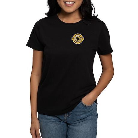 Keeshond Walker Women's Dark T-Shirt
