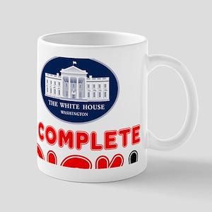 WHITE HOUSE DUFFER - WE HIRE 'EM - WE FIRE 'E Mugs