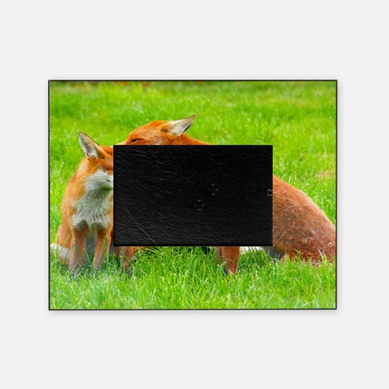 fox friends Picture Frame