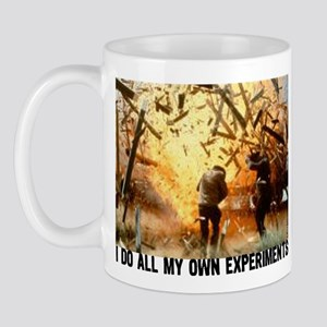 I DO ALL MY OWN EXPERIMENTS 2 Mug