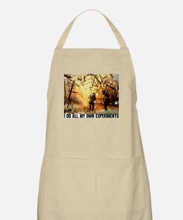 I DO ALL MY OWN EXPERIMENTS 2 BBQ Apron