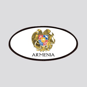 Armenian Coat of Arms Patches