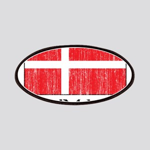 Denmark Flag Patches