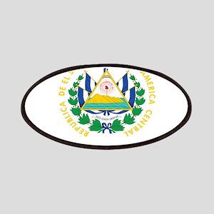 Coat of Arms of El Salvador Patches