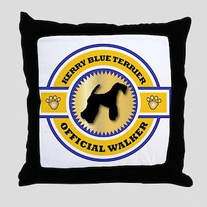 Kerry Walker Throw Pillow