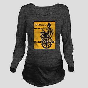 Roma Long Sleeve Maternity T-Shirt