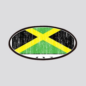 Jamaica Flag Patches