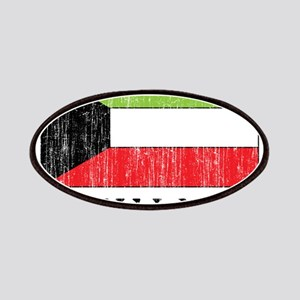 Kuwait Flag Patches