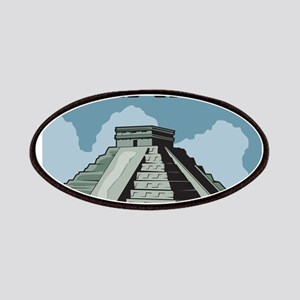 Mexico Pyramid Patches