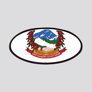 Coat of arms of_Nepal Patches