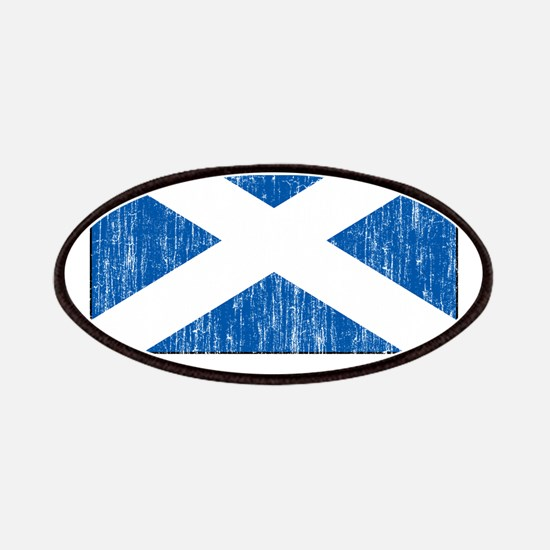Scotland Flag Patches