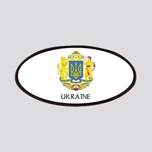 Coat of Arms of Ukraine Patches