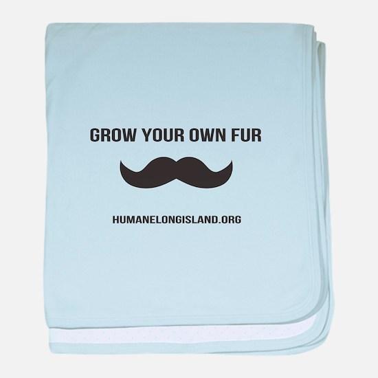 Grow Your Own Fur baby blanket