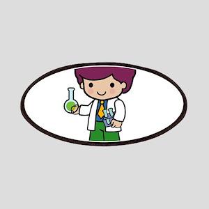 Future Scientist - Boy Patches