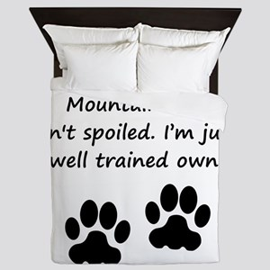Well Trained Greater Swiss Mountain Dog Owner Quee