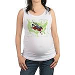 American Cowboy Maternity Tank Top