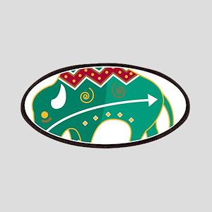 Indian Spirit Buffalo Patches