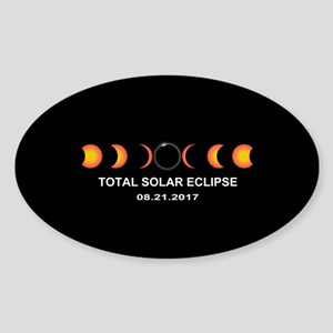 Total Solar Eclipse 2017 Sticker