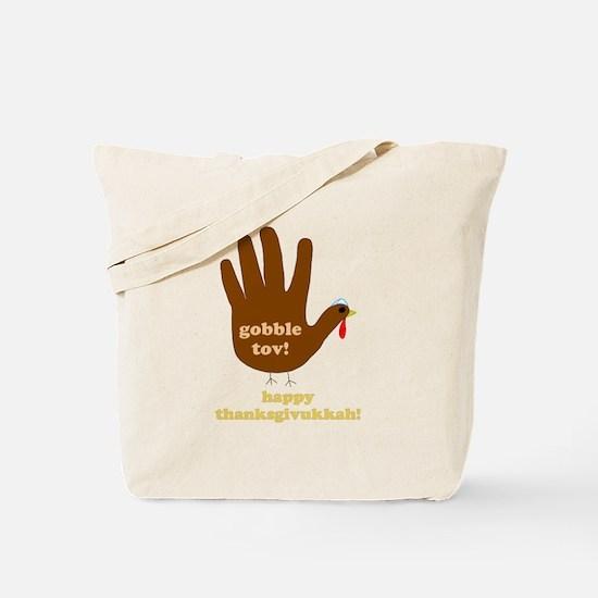 gobble tov! tote bag