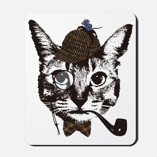 Shercat Holmes Mousepad