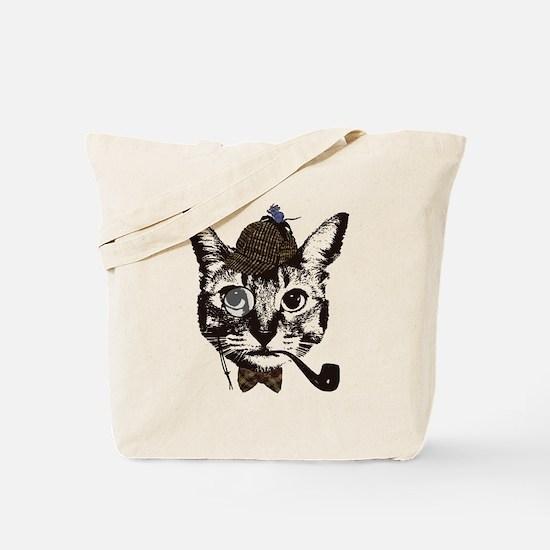 Shercat Holmes Tote Bag