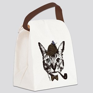 Shercat Holmes Canvas Lunch Bag