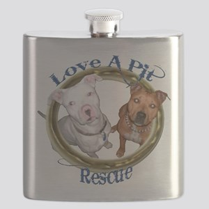 Love A Pit 2 Flask
