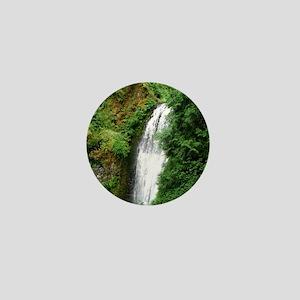Multnomah Falls Mini Button