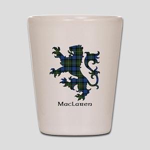 Lion - MacLaren Shot Glass