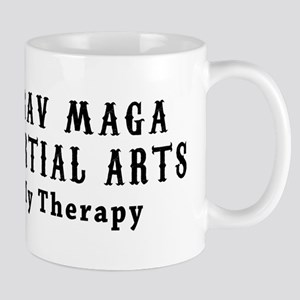 Krav Maga Martial Art My Therapy Mug