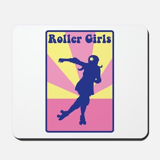 Roller Girls Mousepad