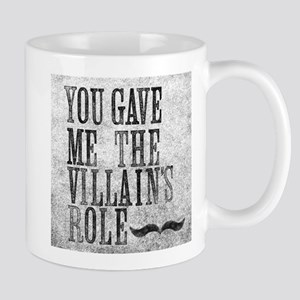 Villains Role Mugs