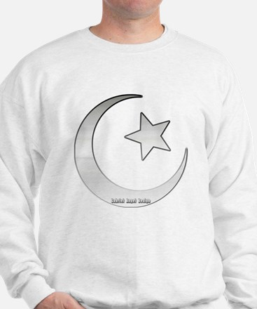 Silver Star and Crescent Jumper