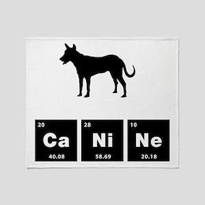 Carolina Dog Throw Blanket