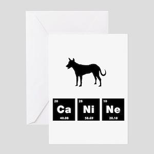 Carolina Dog Greeting Card
