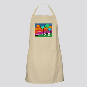 Dental Secretary Apron