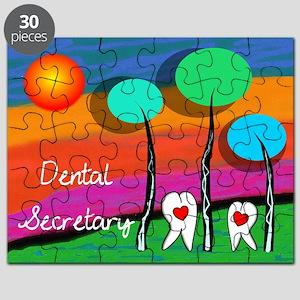 Dental Secretary Puzzle