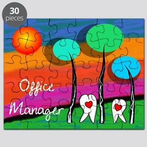 Dental Office Manager Puzzle