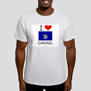 I Love Carmel Maine T-Shirt