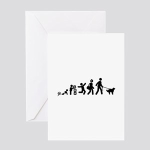 Central Asian Shepherd Greeting Card