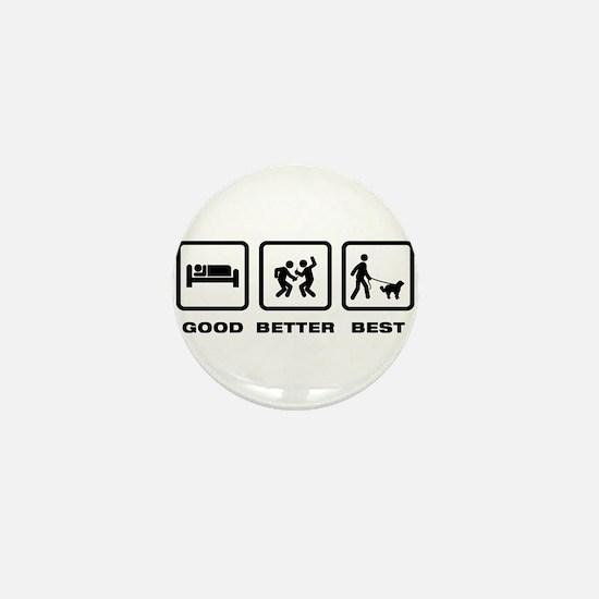 Central Asian Shepherd Mini Button (10 pack)