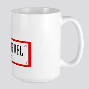 She Devil Large Mugs