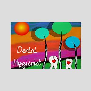 Dental Hygienist Magnets