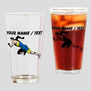 Custom Sprinter Drinking Glass