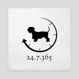 Cesky Terrier Queen Duvet