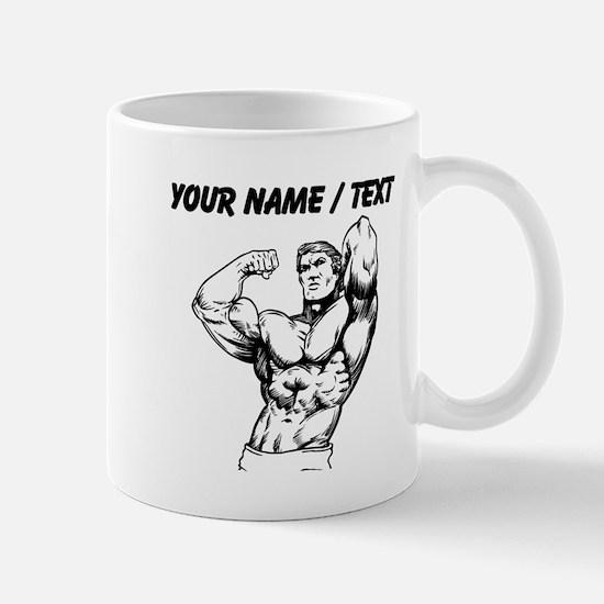 Custom Bodybuilder Mugs